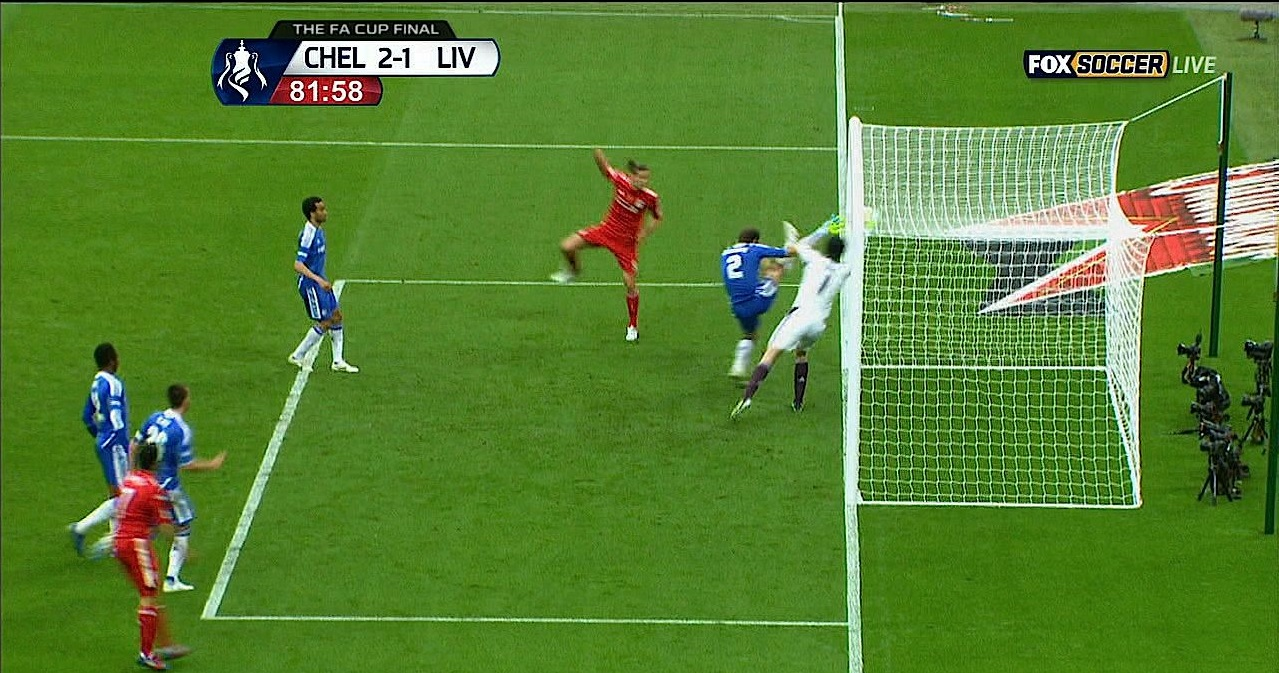 Liverpool Vs Chelsea Result Final FA Cup 2012